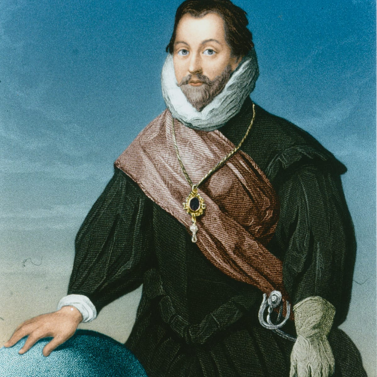 Sir Francis Drake - Facts, Biography & Routes - HISTORY