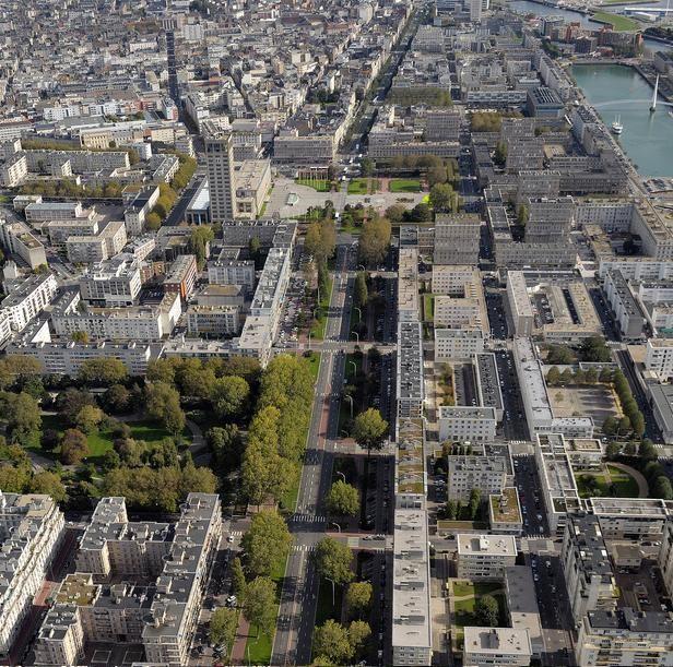 Architecture of Le Havre | SkyscraperCity