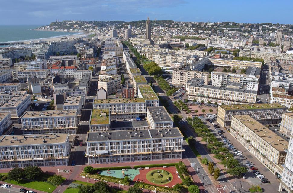 A UNESCO World Heritage site | Le Havre Tourism, Normandy